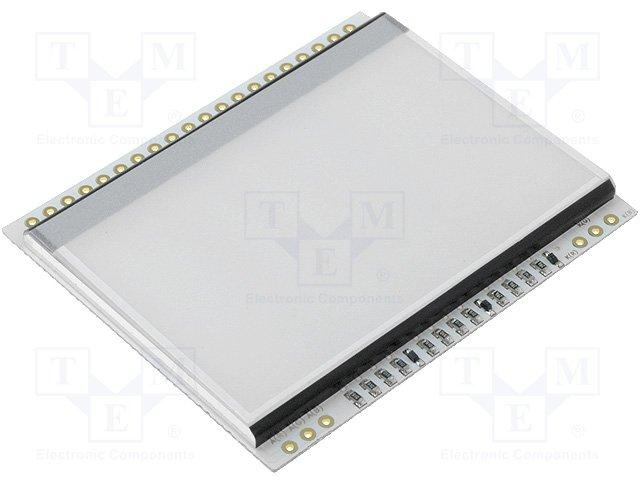 Дисплеи ЖКД графические,ELECTRONIC ASSEMBLY,EALED55X46-RGB