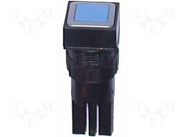 Переключатели панельные стандартные 16мм,EATON ELECTRIC,Q18DR-BL