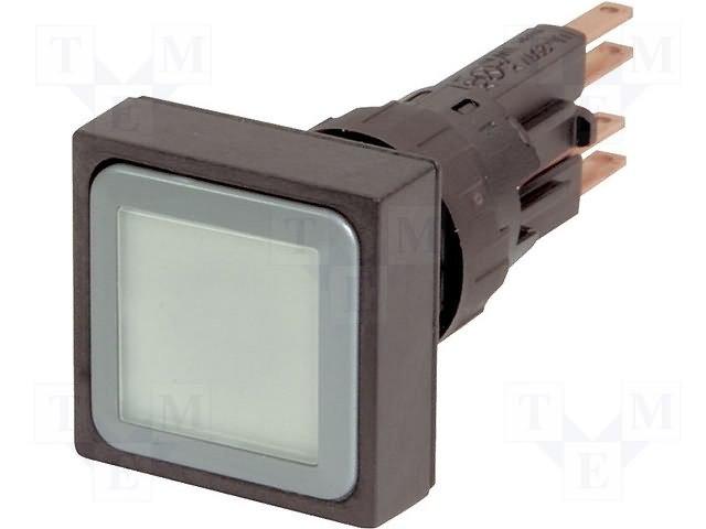 Переключатели панельные стандартные 16мм,EATON ELECTRIC,Q25LTR-GN/WB