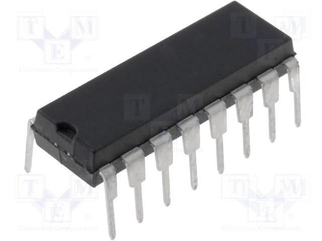 Оптроны транзисторный выход THT,ISOCOM,ILQ74X