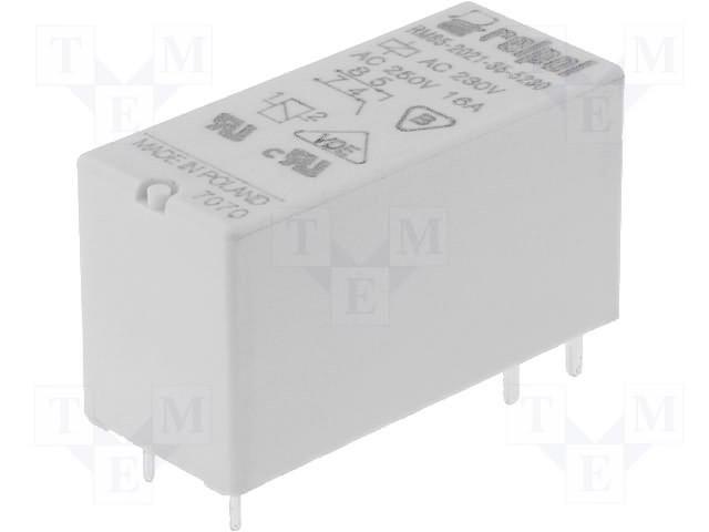 Реле электромагн. миниатюрные,RELPOL,RM85-2021-35-1048