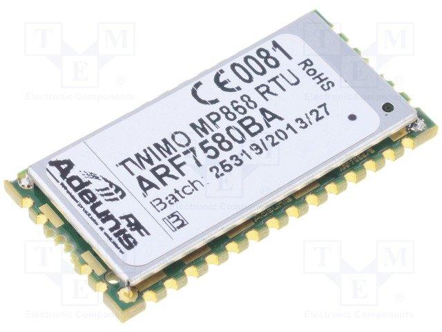 Модули связи RF,ADEUNIS,TWIMO MP868