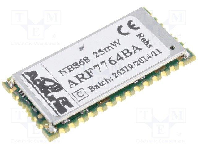 Модули связи RF,ADEUNIS,NB868-25MW