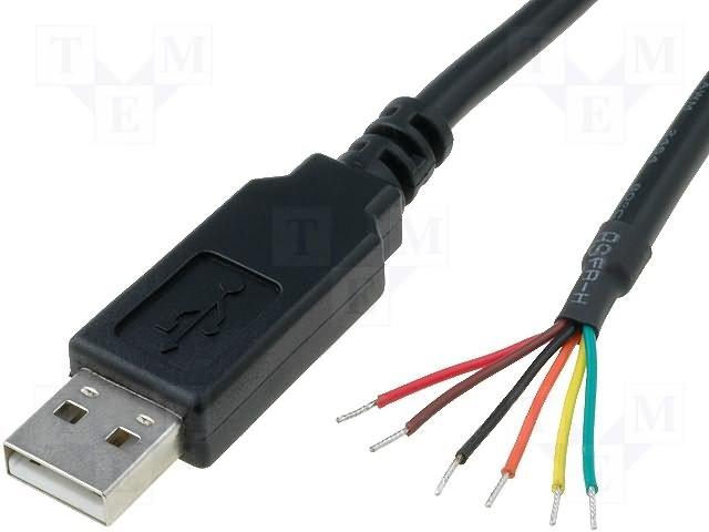 Модули FTDI,FTDI,TTL-232R-3V3-WE