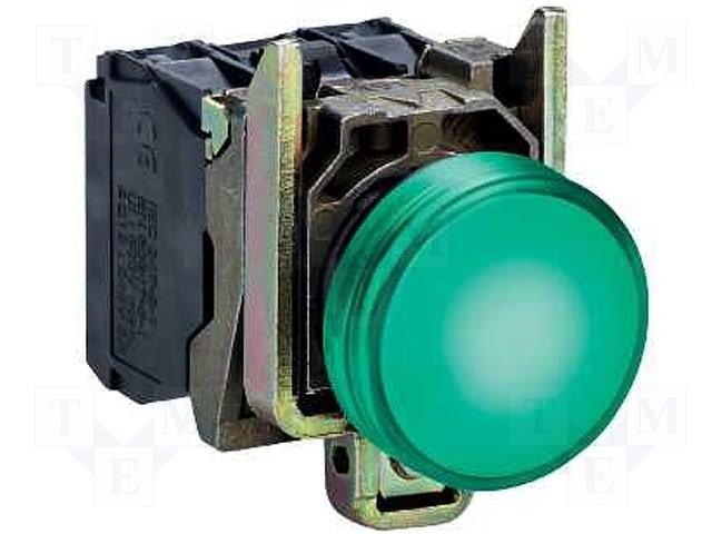 Переключатели панельные стандартные 22мм,SCHNEIDER ELECTRIC,XB4BVM3
