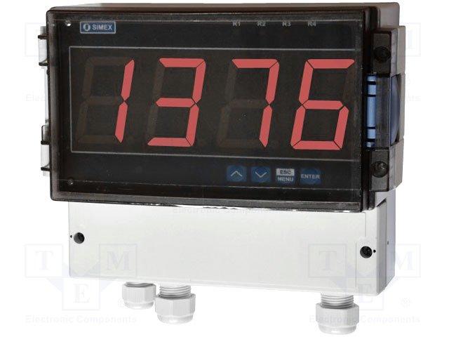 Счетчики рабочего времени,SIMEX,SLC-457-1400-1-4-091