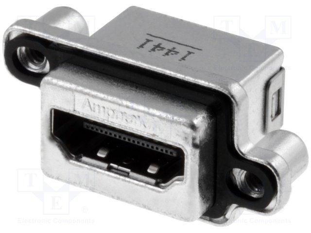 Разъeмы EURO, HDMI,AMPHENOL,MHDR-A111-30
