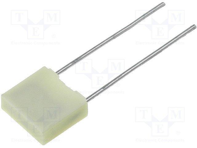 Конденсаторы полиэфирные THT,KEMET,R82IC3100DQ55K