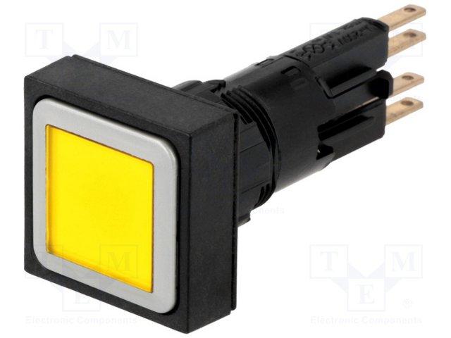 Переключатели панельные стандартные 16мм,EATON ELECTRIC,Q25LTR-GE/WB