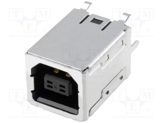 Разъeмы USB и IEEE1394,JST,UBBS-4R-D14-4D