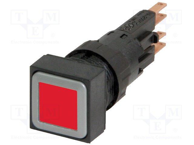 Переключатели панельные стандартные 16мм,EATON ELECTRIC,Q25LTR-RT/WB