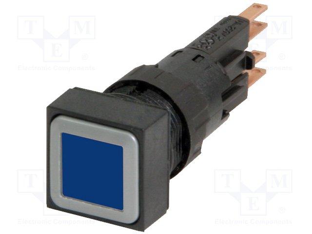 Переключатели панельные стандартные 16мм,EATON ELECTRIC,Q25LTR-BL/WB