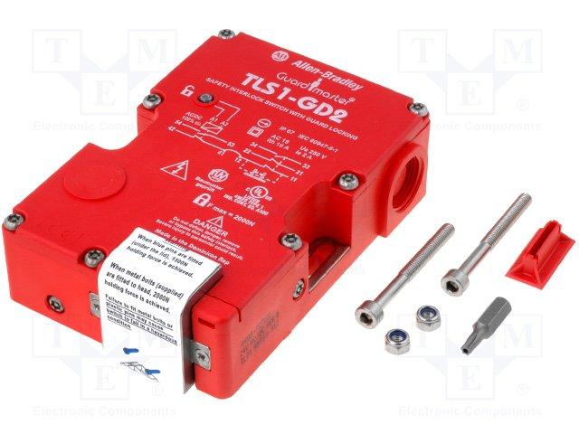 Предохранитель. выключатели стандартные,GUARD MASTER,440G-T27129