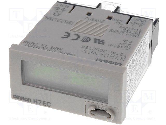Счетчики импульсов,OMRON,H7EC-NFV-B