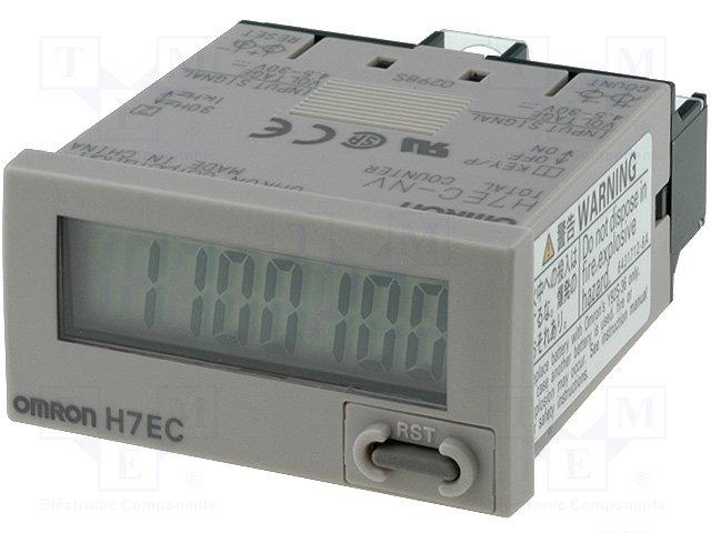 Счетчики импульсов,OMRON,H7EC-NV-H