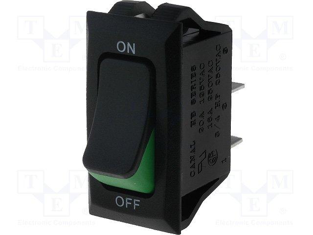 ,CANAL ELECTRONIC,HB-110-C7N-BBG-A