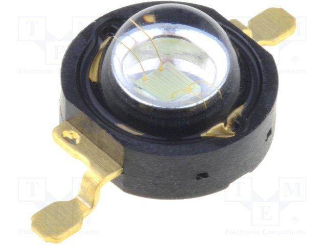 Colour power LEDS - Emiter,HUEY JANN ELECTRONIC,HPF8B-43K3GA
