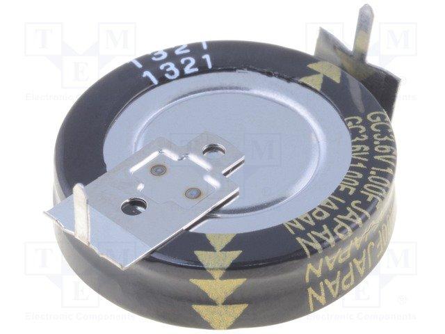 Суперконденсаторы,PANASONIC,EECRG0V105H