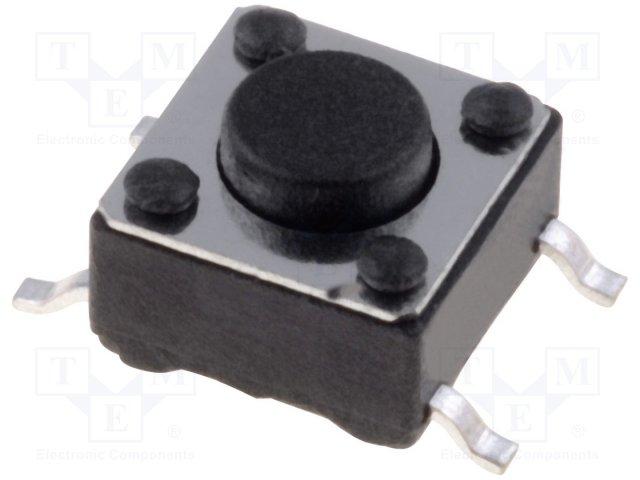 Микропереключатели, TACT PCB,NINIGI,TACTM-64N-F-R