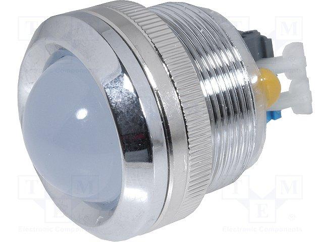 Светодиодные контрольные лампочки,ELBOK,KLU-B-20-U