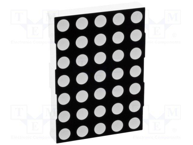 Дисплеи СИД матрицы,LMD20057BAG-101