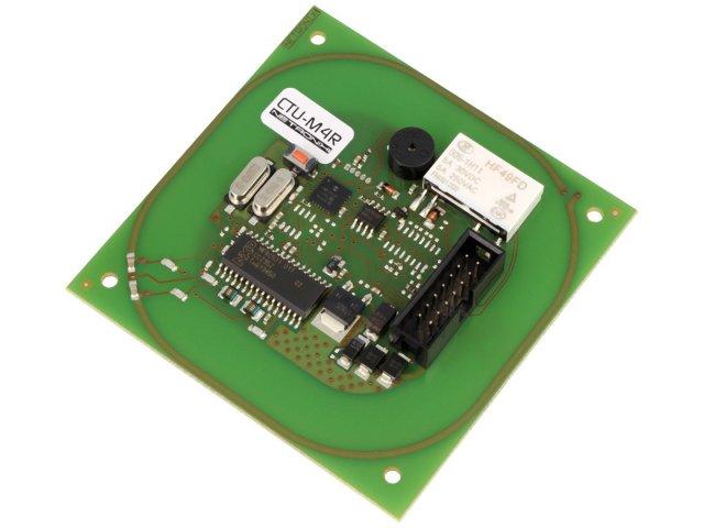 Другие коммуникационные модули,NETRONIX SP. Z O.O.,CTU-M4R