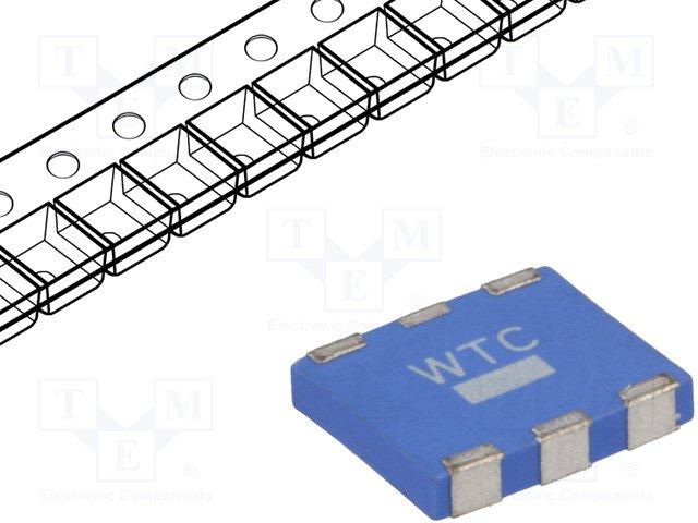 WiFi/Bluetooth Antennas,WALSIN,RFANT6050110L0T
