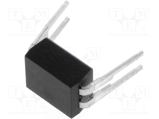 Оптроны транзисторный выход THT,VISHAY,TCET1107