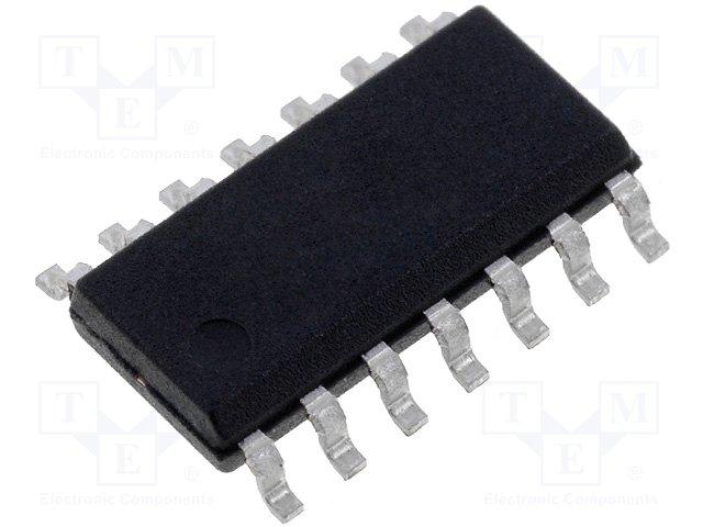 Компараторы SMD,ST MICROELECTRONICS,LM339D