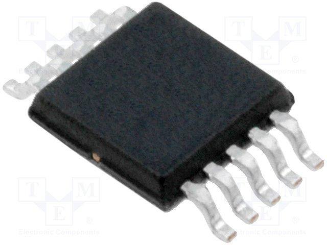 Схемы RTC,MICROCHIP TECHNOLOGY,MCP79522-I/MS