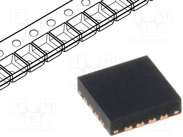 Регуляторы напряжения - схема DC-DC,LINEAR TECHNOLOGY,LTC3523EUD#TRPBF