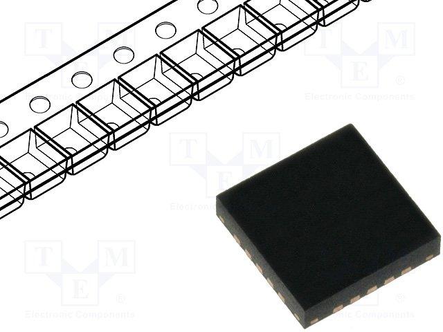 Контроллеры батарей и аккумулят. - схемы,MICROCHIP TECHNOLOGY,MCP73871-2CCI/ML