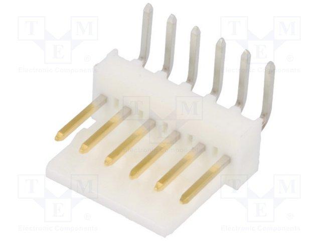Разъeмы  сигнальные растр 2,54мм,MOLEX,22-12-4062