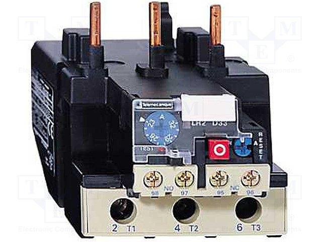 Контакторы - дополнительное оборудование,SCHNEIDER ELECTRIC,LRD3363