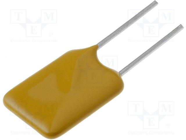 Предохранители полимерные THT,ECE,ERF-LU075V2