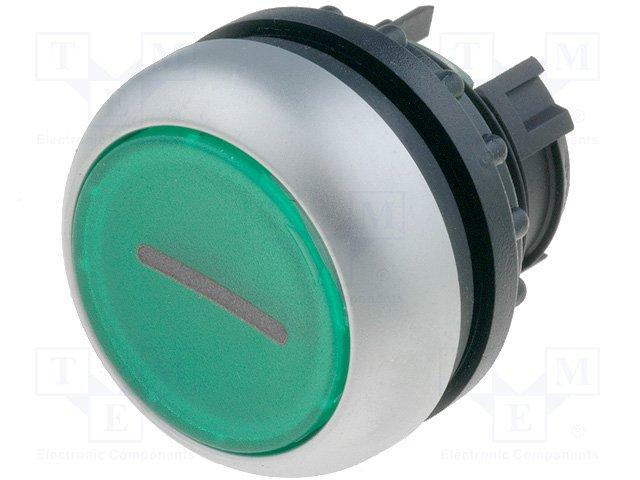 Переключатели панельные стандартные 22мм,EATON ELECTRIC,M22-DL-G-X1