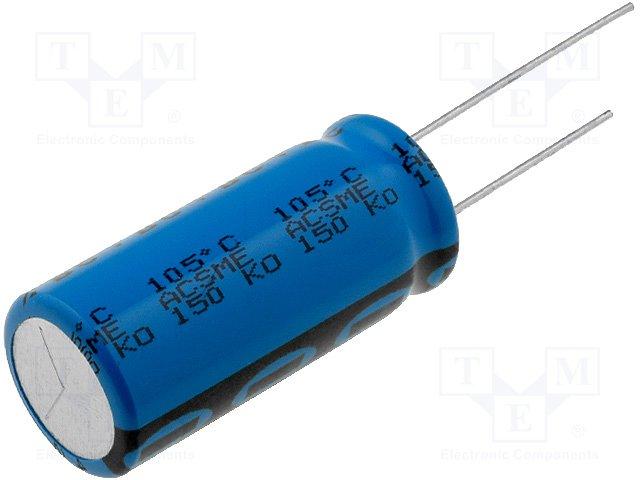 Конденсаторы электр. THT низкоимпендан.,VISHAY,MAL215056472E3
