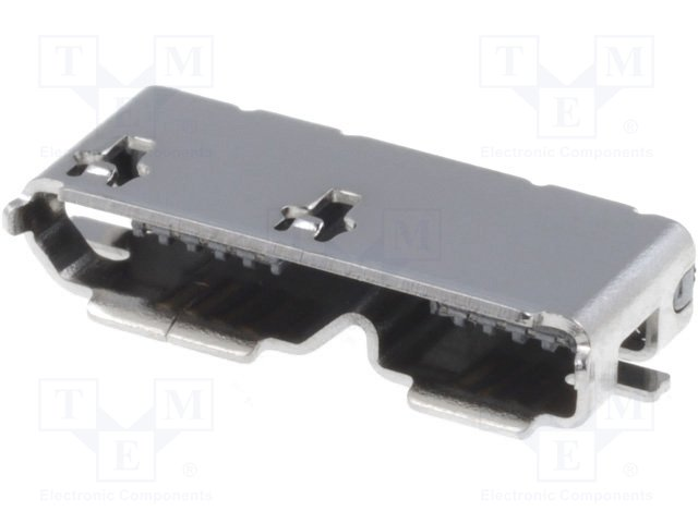 Разъeмы USB и IEEE1394,MUSBB-G3.0/SMD