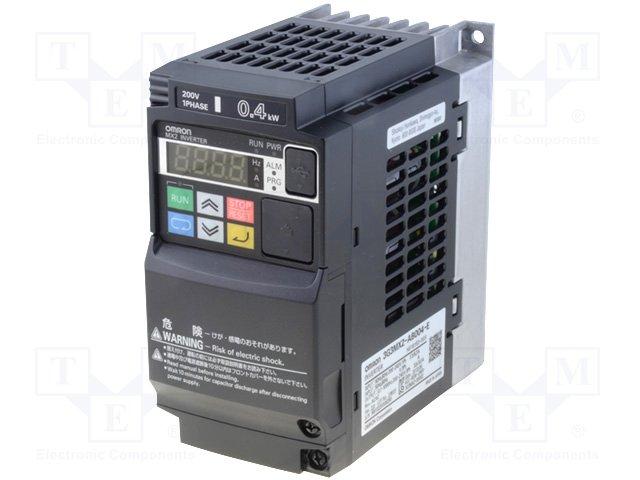 Однофазные инверторы,OMRON,3G3MX2-AB004-E