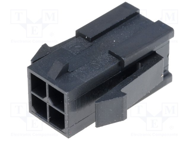 Разъeмы Micro-Fit,MOLEX,0430200400