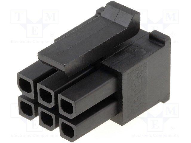 Разъeмы Micro-Fit,MOLEX,0430250600