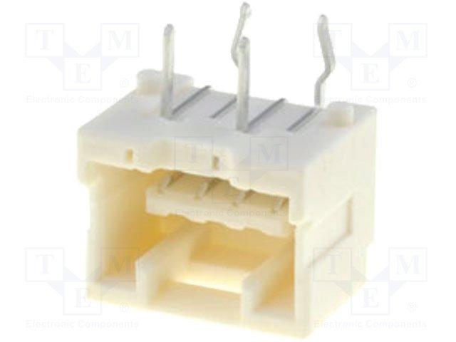 Разъeмы сигнальные растр 1,50мм,MOLEX,5031750400