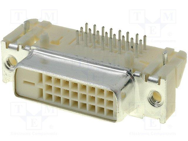 Разъeмы EURO, HDMI,MOLEX,0743204004