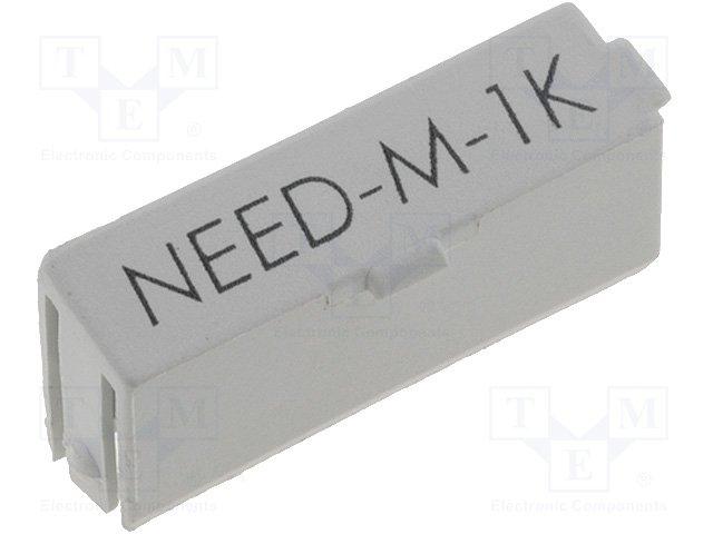 Реле прогр. - аксессуары,RELPOL,NEED-M-1K