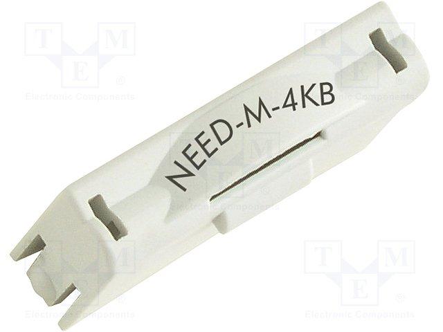 Реле прогр. - аксессуары,RELPOL,NEED-M-4KB