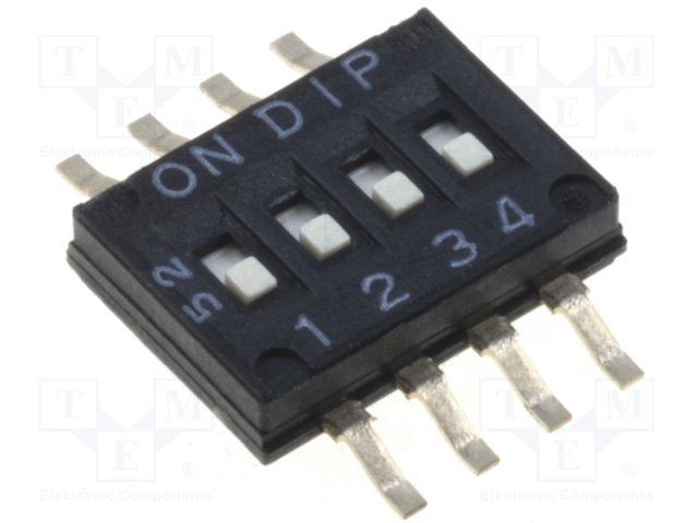 ,CANAL ELECTRONIC,DHNF-04F-T-V