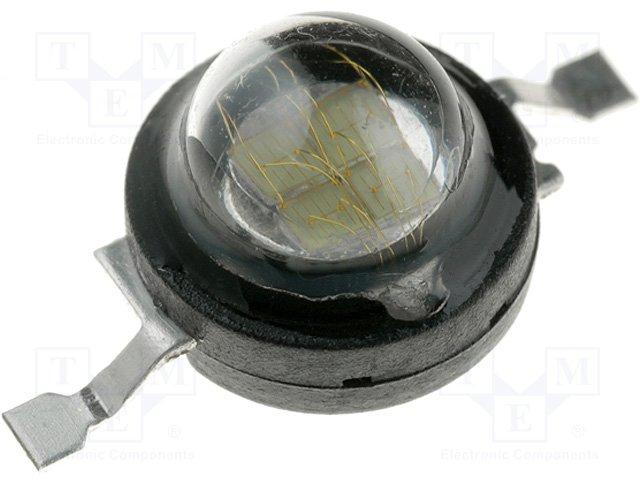 Colour power LEDS - Emiter,OPTOFLASH,OF-HPG-5EL