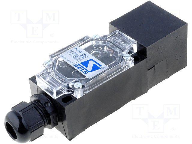 Датчики индукционные прямоугольные,SELS,PCIAX-25R