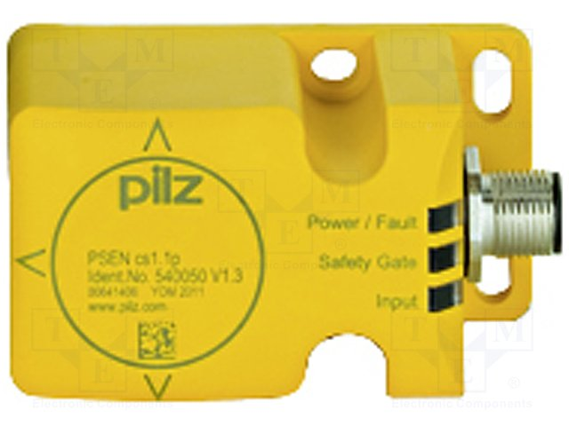 Предохранитель. выключатели стандартные,PILZ,540050