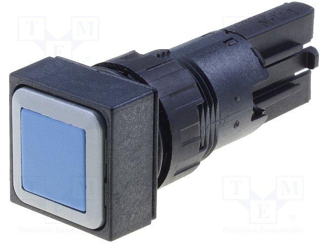 Переключатели панельные стандартные 16мм,EATON ELECTRIC,Q18D-BL
